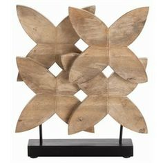 """Showroom Floor Samples - """"Elia"""" Table Top Sculpture by Arteriors-NEW REDUCTION, $150.00 (http://www.showroomconsignment.com/elia-table-top-sculpture-by-arteriors-new-reduction/)"""