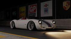 Volk Art's Garage Studios: 550 Spyder //