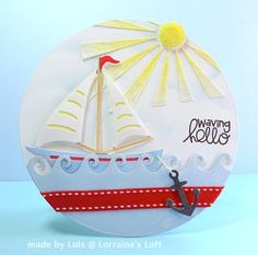 Life on the Ocean Waves ,,, by yorkshire lass - Cards and Paper Crafts at Splitcoaststampers