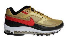 Nike Air Max 1 (GS) ZwartBruin 807602 008 Junioren Sneakers