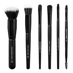 Elf Brushes, Eye Makeup Brushes, How To Clean Makeup Brushes, Contour Makeup, Contouring, Skin Makeup, Makeup Brush Holders, Makeup Brush Set, Elf Makeup