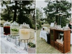 A classic, rustic, mountainside wedding with natural green florals and white accents at Sacred Mountain Retreat in Julian, CA  || Photography by Shelly Anderson Photography || www.shellyandersonphotography.com