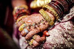 Beautiful Bride hands <3