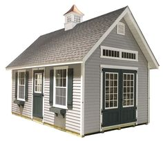 storage buildings | ... Studio | Rent To Own Storage Sheds ...