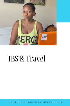 Do you suffer with Irritable Bowel Syndrome (IBS) and love to travel? If so, you know it can be quite miserable. Listen into this video where I discuss what it is, the symptoms, a little of my story and the things I do to manage it when I travel! Be sure to watch, like, subscribe and comment with what you do as well! Travel Tips, Travel Destinations, Away We Go, Love Is Gone, Irritable Bowel Syndrome, Worldwide Travel, Beautiful Places In The World, Ibs, Travel Around The World