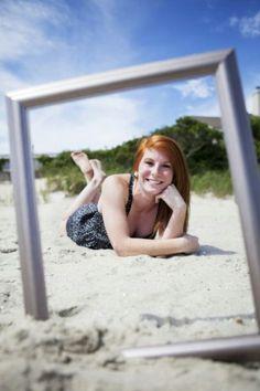 Photo pose idea