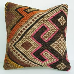 Turkish Kilim Pillow - sukan