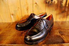 JM Weston Golf Leather sole + Half rubber sole | BRASS BLOG