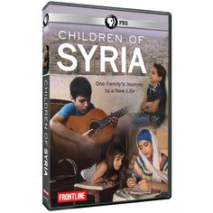 FRONTLINE: Children Of Syria DVD