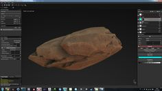 Rawk - Post any rocks you make here! - Page 26 - Polycount Forum Low Poly Models, Rock N Roll, Digital Art, Rocks, 3d, This Or That Questions, Facebook, Artist, How To Make