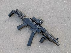 """bolt-carrier-assembly: """" gunsm1th: """"PP-19-01 """"Vityaz"""" """" Hot """""""