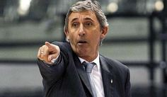El entrenador de baloncesto Svetislav Pesic