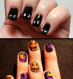 Spooky & Stylish Manicures To Try