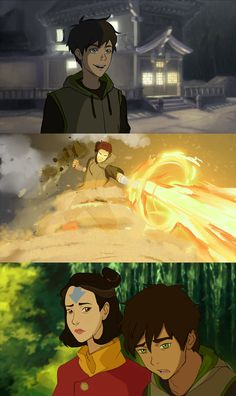 Legend of Genji - Fake Screencaps by freestyletrue