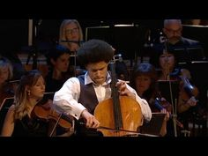Sheku Kanneh-Mason's winning performance - BBC Young Musician 2016 - BBC Four Royal Academy Of Music, The Royal School, Cello Concerto, Clean Bandit, Making Waves, You Are Awesome, Amazing, Prince Harry And Meghan, Classical Music