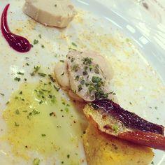 """Arte dell'abbinamento #franciacorta #saten #roncocalino #chef #vittoriofusari #nicolabonera #vinitaly2013 #unafranciacortinaincucina"""""""