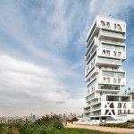 This New Building Is Made From 14 Unconventionally Stacked Floors