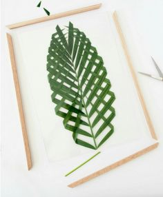 cartão artesanal folha seca - Pesquisa Google