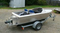 Small Jet Boats, Shallow Water Boats, Free Boat Plans, Runabout Boat, Kayak Boats, Boat Building Plans, Aluminum Boat, Dinghy, Boat Dock