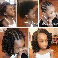 hairstyles girl hairstyles diy hairstyles how to hairstyles 2019 hairstyles different hairstyles little girl hairstyles with extensions hairstyles over 50 Kids Crochet Hairstyles, Lil Girl Hairstyles, Girls Natural Hairstyles, Natural Hairstyles For Kids, Kids Braided Hairstyles, African Braids Hairstyles, Crochet Hair Styles, Natural Hair Styles, Crochet Hair For Kids