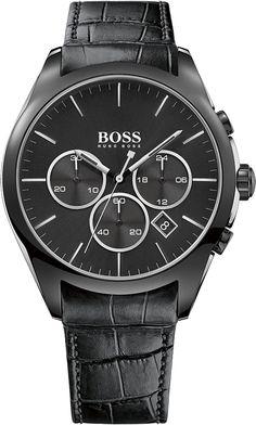 99cff0b18d9 De 9 bedste billeder fra Hugo Boss ure i 2016 | Hugo boss watches, Men's  watches og Watches for men