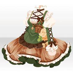 Angel Clare that captivity ガチャ@セルフィ「鳥籠の歌姫」登場!