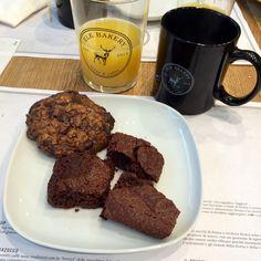 Brunch da Elk Bakery: Dolci (Cookie e Brownie)  http://www.bibiadvisor.it/brunch-elk-bakery-verona/