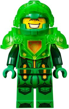 Lego Nexo Knight's Ultimate Aaron
