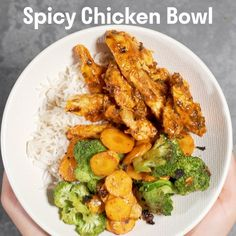 Clean Eating, Healthy Eating, Dinner Tonight, Food To Make, Chicken Recipes, Spicy, Curry, Health Fitness, Weeknight Dinners