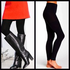 """❗1-HOUR SALE❗FLEECE LINED Leggings Footless Tights 🆕 NEW WITH TAGS 🆕 SIZE: Various  Natrualizer Black PLUSH (Fleece) LINED LEGGINGS/Footless Tights * Incredibly comfortable & high quality. Solid black.  * Ideal for layering  * Will not fade or shrink; Machine wash.  * S/M will approx. fit 4'10""""-5'4"""" and 90-120 LBS * M/L will approx. fit 5'4""""-5'11"""" and 120-160 LBS * Super Soft & Cozy; Stretch-To-Fit Style   Fabric: 92% Polyester & 8% Spandex Color: Jet Black Item#B9110 ✅ Bundle Discounts ✅…"""