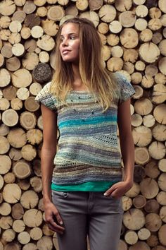 Interweave Crochet Convergence Top