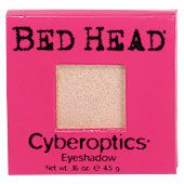 TIGI Bed Head Makeup Cyberoptic Eyeshadow Champagne ( great for lid and inner corners of eye, you can also use this as a highlighter )