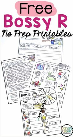 Art therapy activities grades Get this free r-controlled vowel resource! Plus, find some other fun phonics activities for teaching bossy R in the primary classroom. These worksheets and word work ideas can be used in first grade or grade. Fun Phonics Activities, Phonemic Awareness Activities, Word Work Activities, Art Therapy Activities, Teaching Phonics, Comprehension Activities, Teaching Reading, Free Phonics Worksheets, Phonics Dance
