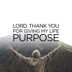 Every process brings a purpose from GOD and all IS GOOD 🙌