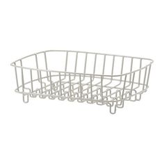 Heavy Duty Steel 32x36 cm Rectangular 2 in 1 Dish Drainer / Rinsing Basket - Silver (Fit all most all Domestic & Commercial Sinks) Verdi http://www.amazon.co.uk/dp/B018AT6VQE/ref=cm_sw_r_pi_dp_gN9-wb0DKX1MM