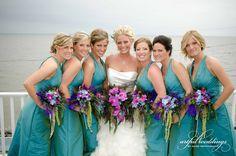 Crea Bridal Party