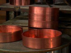 Copper Pot Blanks.