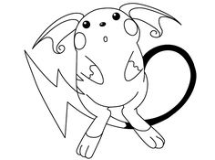 pokemon coloring pages 03