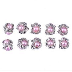 13x11mm Alloy Enamel Beads Fit European Charm Bracelets Jewelry Flower http://www.eozy.com/13x11mm-alloy-enamel-beads-fit-european-charm-bracelets-jewelry-flower.html