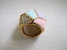 pastels ring