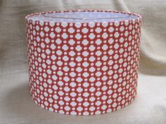 Lamp Shade Drum Lampshade Schumacher Betwixt by SweetDreamShades, $110.00