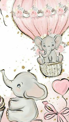 papel de parede kaytlene gutierrez de gutierrez kaytlene papel parede - The world's most private search engine Elephant Love, Elephant Art, Elephant Nursery, Baby Elephant Drawing, Baby Elephants, Nursery Art, Cartoon Wallpaper, Cute Disney Wallpaper, Drawing Wallpaper