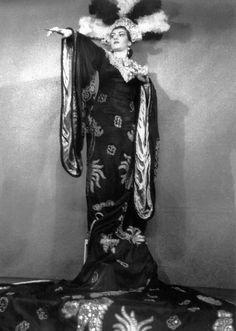 Teatro Colon, Buenos Aires, May 1949, with Mario del Monaco as Calaf, conducted Tullio Serafin: