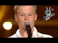 Simon - Budapest (The Voice Kids 2015: The Blind Auditions) - YouTube