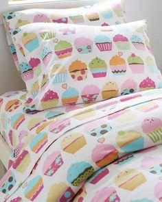 Sweet Dreams Flannel Bedding