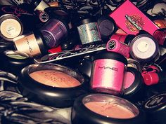 My dream collection. Oh how I love Mac cosmetics.