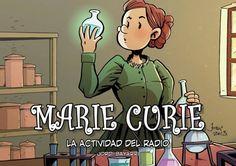 Marie Sklodowska-Curie, ganadora de dos premios Nobel y otros muchos galardones y descubridora de dos nuevos elementos: el Polonio y el Radio, fue, además, una científica con una amplia visión de la importancia de la investigación. Su compromiso con la ciencia como forma de conocer el mundo y hacer un bien a la humanidad, y sus esfuerzos por convertir la cooperación intelectual en un vehículo de comunicación entre las naciones, hacen de ella una de las más importantes científicas.