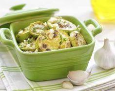 Zucchini, Kefir, Healthy Vegetable Recipes, Gabel, I Want To Eat, Light Recipes, I Foods, Potato Salad, Cooking Recipes