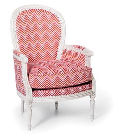 Ludwig's Julia chair as featured in Chicago Home + Garden