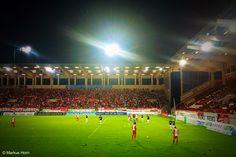 Kickers Offenbach - Wormatia Worms 4:1, 26.8.2015 #Kickers #Offenbach #OFC #Regionalliga